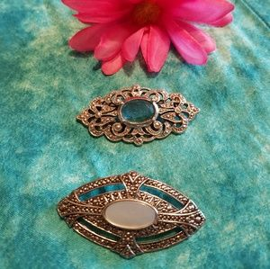 Vintage Brooches (2 in a bundle)